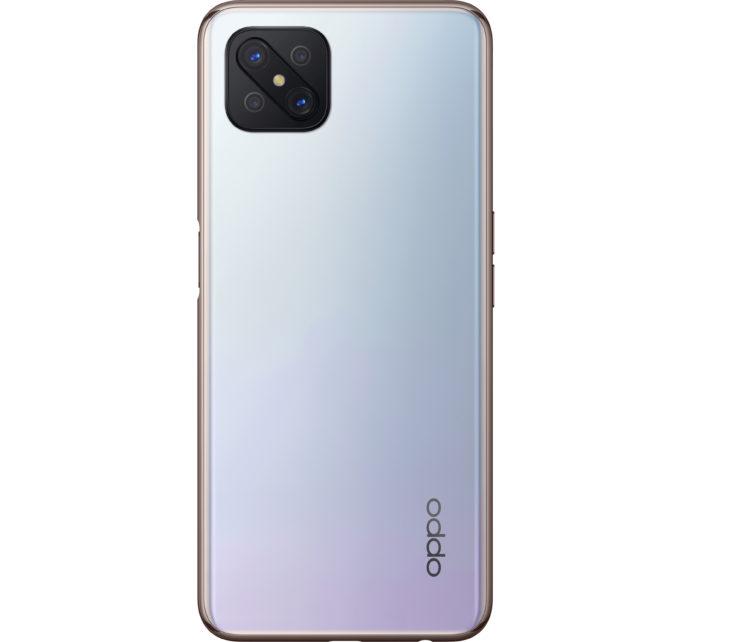 OPPO Reno4 Z 5G Smartphone Rueckseite 2