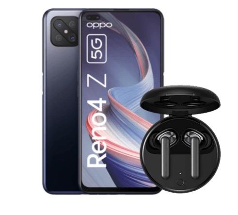 OPPO Reno 4Z 5G Curved Angebot