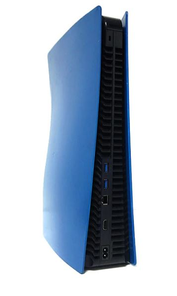 PS5 Case Blau