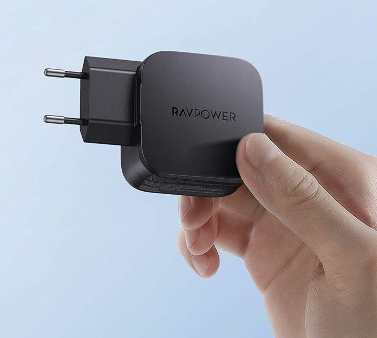RAVPower 30W USB-C Ladegeraet Kompakt