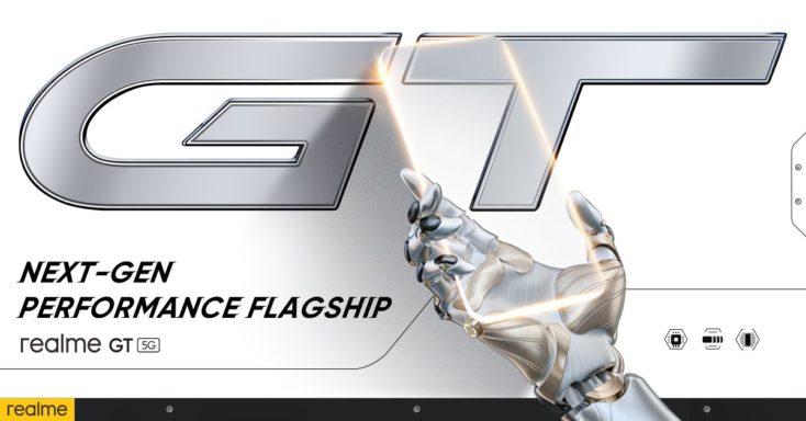 Realme GT Launch Europa