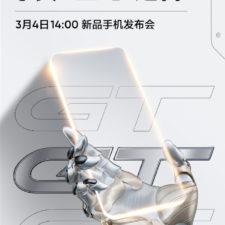 Realme GT Smartphone China Teaser