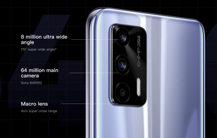 Realme GT Smartphone Kamera