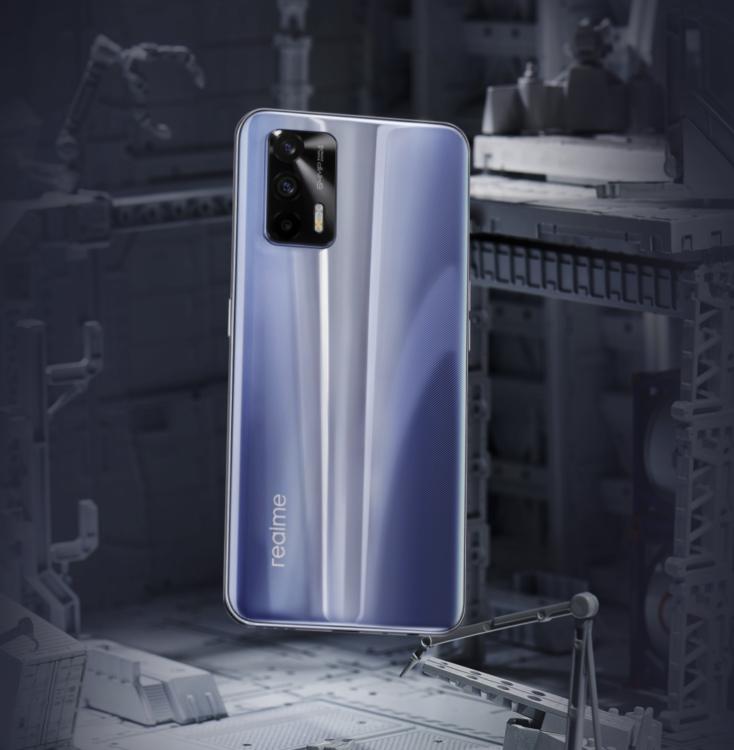 Realme GT Smartphone Rueckseite
