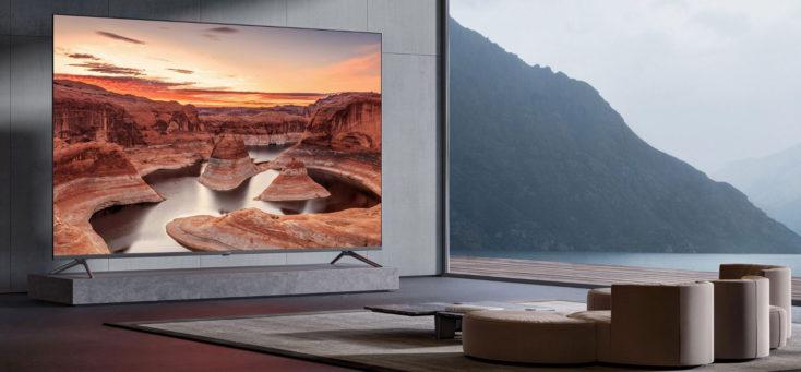 Redmi Smart TV 86 Zoll 4K Fernseher