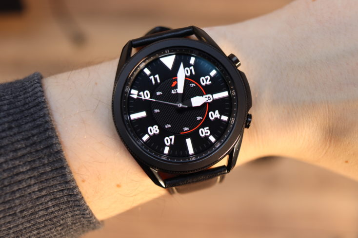 Samsung Galaxy Watch 3 Analog Watchfaces