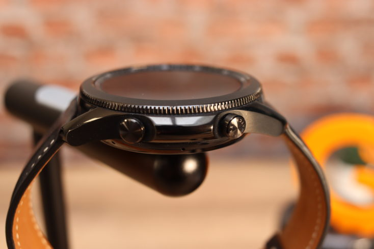 Samsung Galaxy Watch 3 Tasten