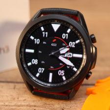 Samsung Galaxy Watch 3 Uhr