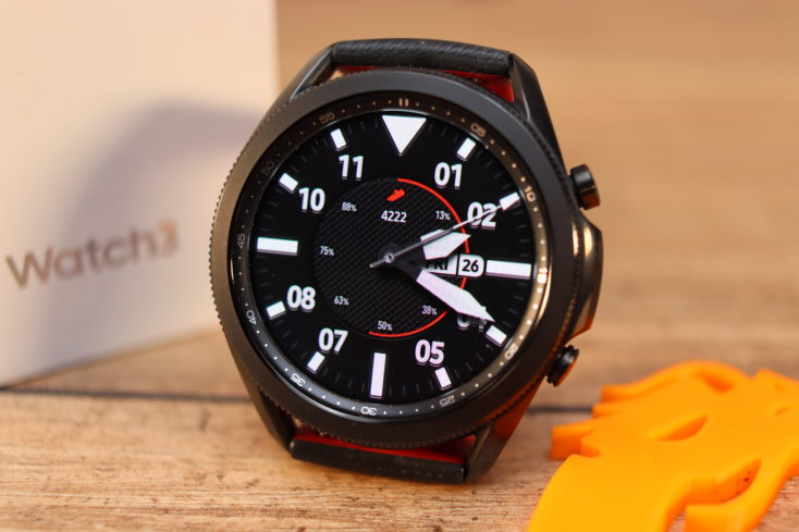 Samsung Galaxy Watch 3 Uhr