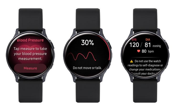 Samsung Health Monitor App BloodPressure e1614257366480