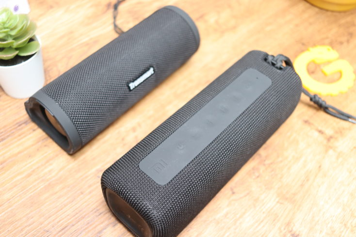 Tronsmart Force 2 und Xiaomi Mi portable Speaker