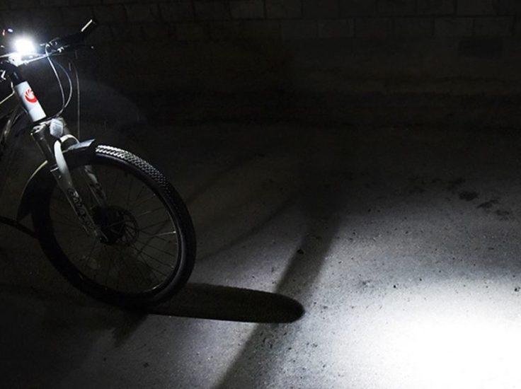 Utorch Fahrradlicht Performance