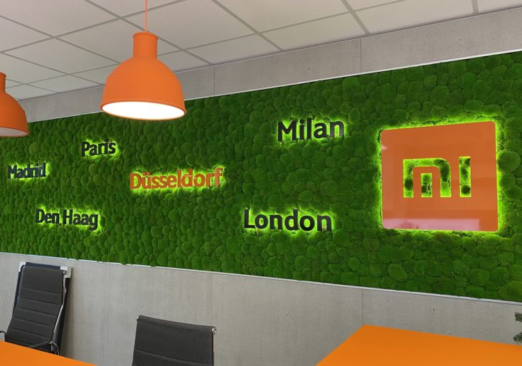Xiaomi Headquarter Duesseldorf