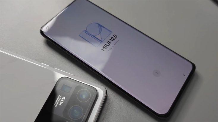 Xiaomi Mi 11 Ultra Smartphone MIUI 12