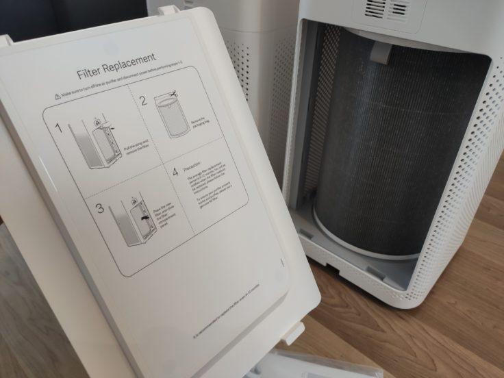 Xiaomi Mi Air Purifier 3H 3C Luftreiniger HEPA-Filter