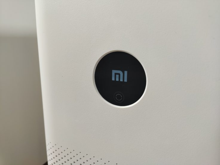 Xiaomi Mi Air Purifier 3H 3C Luftreiniger Display Mi-Logo