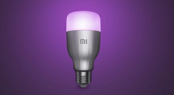 Xiaomi Mi LED Bulb Smarte Farben