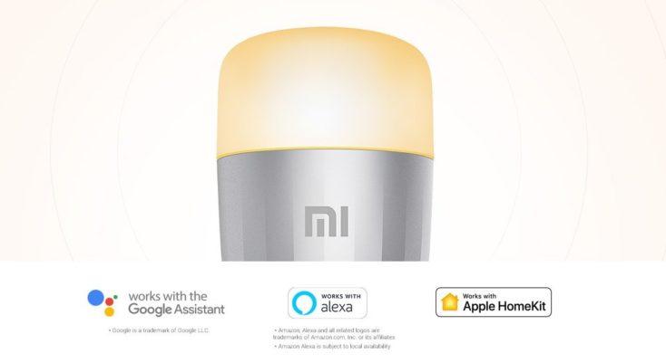 Xiaomi Mi LED Bulb Sprachassistenten