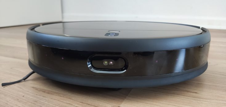 Xiaomi Mi Robot Vacuum Mop 2 Pro Saugroboter Design flache Bauweise