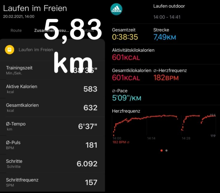Xiaomi Mi Watch GPS Tracking schlecht