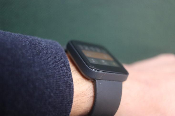 Xiaomi Mi Watch Lite Smartwatch Verarbeitung