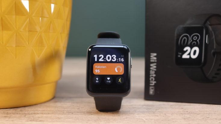 Xiaomi Mi Watch Lite Smartwatch Watchface