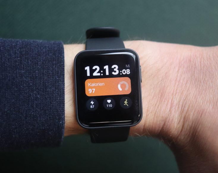 Xiaomi Mi Watch Lite Smartwatch am Arm 2