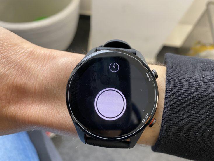 Xiaomi Mi Watch Smartwatch Fernausloeser