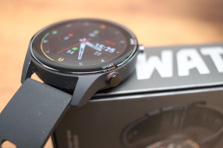 Xiaomi Mi Watch Smartwatch Taste Bedienung