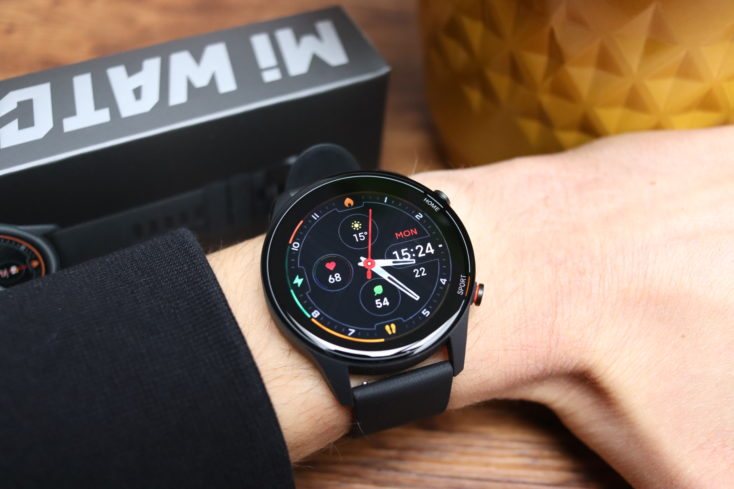 Xiaomi Mi Watch Smartwatch Tragekomfort