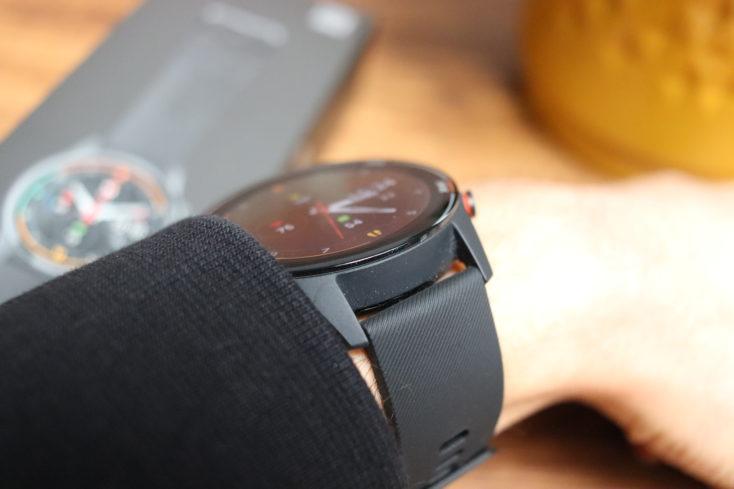Xiaomi Mi Watch Smartwatch Verarbeitung