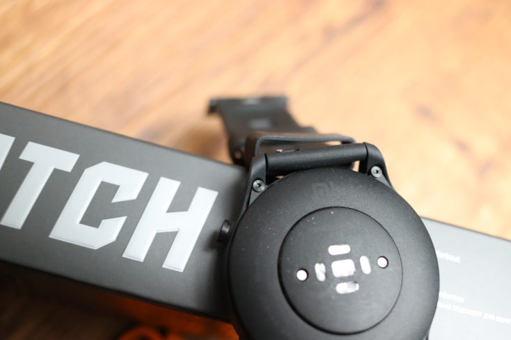 Xiaomi Mi Watch Smartwatch Verbindung Band