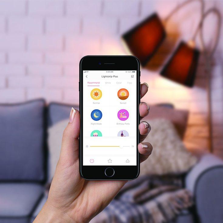 Yeelight LED Strip 1S App Steuerung