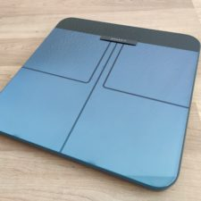 Amazfit Smart Scale smarte Waage Design