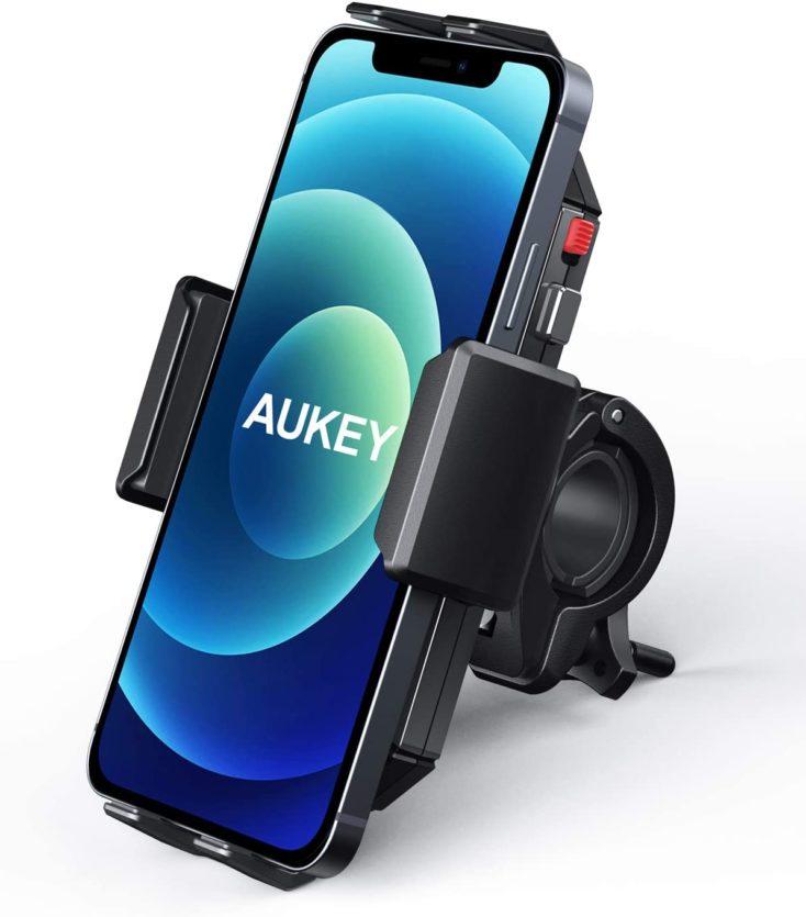 Aukey Fahrrad Smartphonehalterung