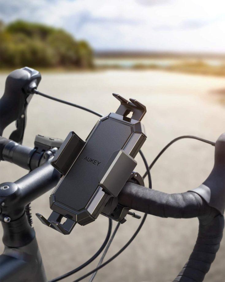 Aukey Fahrrad Smartphonehalterung Fahrrad