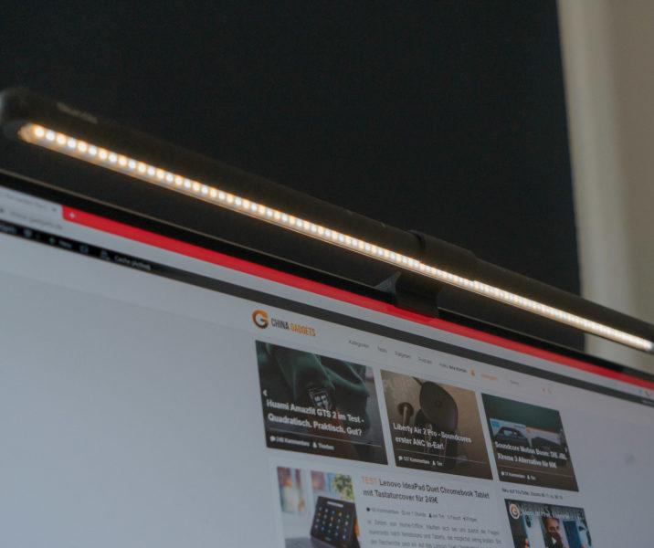 Quntis Monitor Lampe Details
