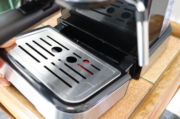 BlitzWolf Espressomaschine Abtropfschale