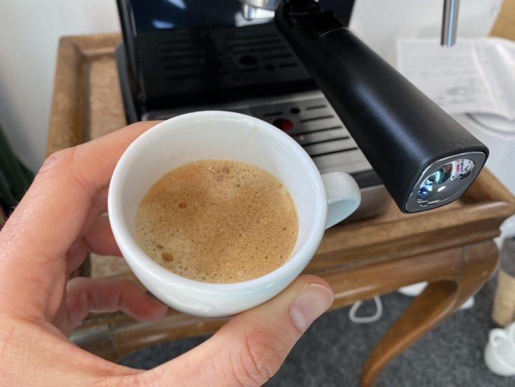 BlitzWolf Espressomaschine Espresso