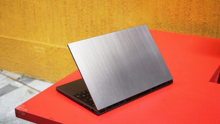 CHUWI CoreBook Xe Rueckseite