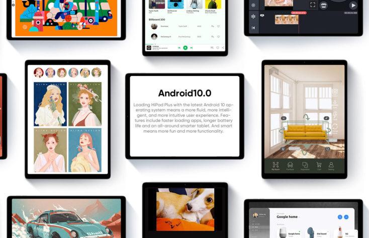 CHUWI HiPad Plus Tablet Android 10