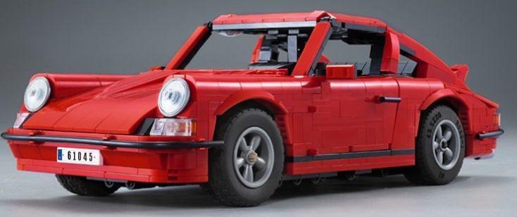 CaDA C61045W Sportwagen Profil