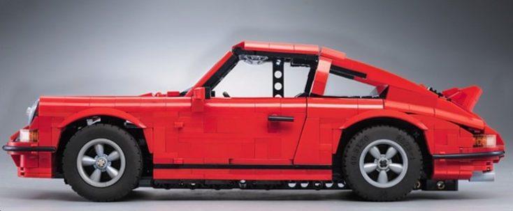 CaDA C61045W Sportwagen Seitenansicht