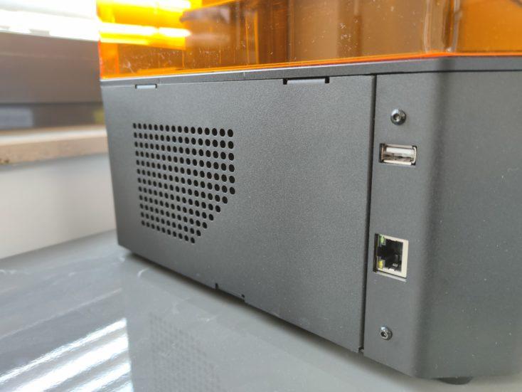 Creality3D LD 006 3D Drucker Anschluesse