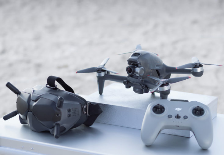 DJI FPV Combo Drohne 2