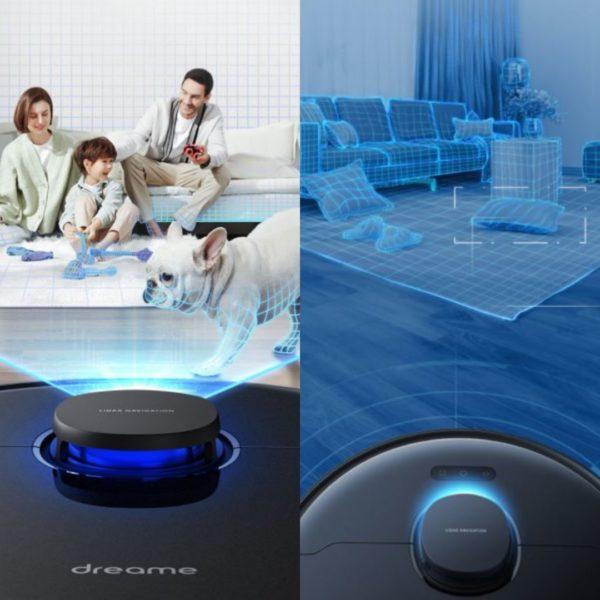 Dreame L10 Pro Saugroboter 3D-Hinderniserkennung