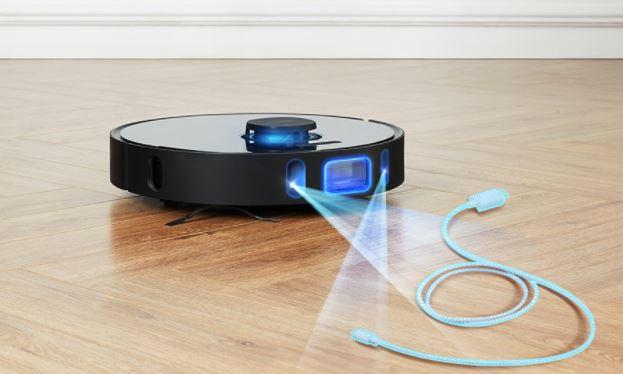 Dreame L10 Pro Saugroboter 3D-Hinderniserkennung Kabel