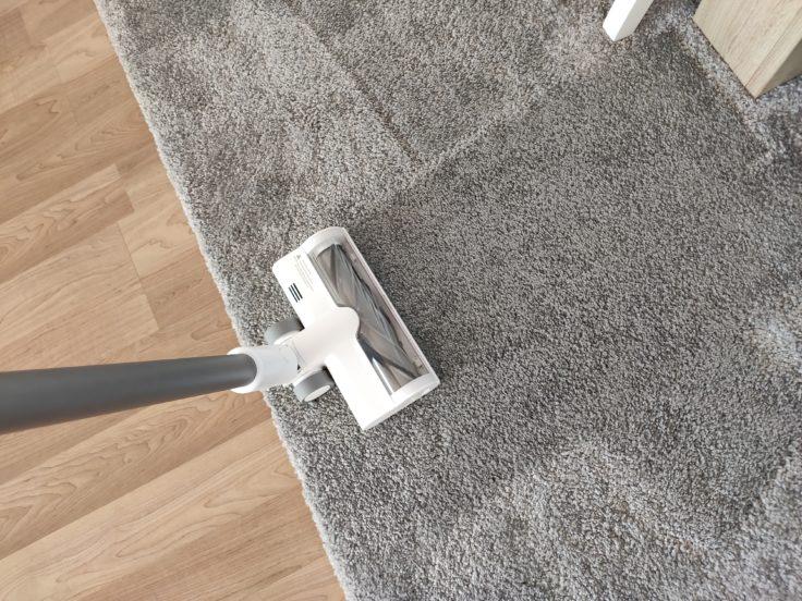 Dreame T10 Akkusauger Teppich