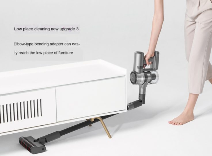 Dreame V12 Akkusauger flexibles Saugrohr