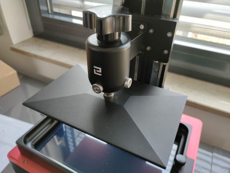 Elegoo Saturn 3D-Drucker Halterung Druckplatte